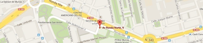Moving Company in Murcia Ronda Norte